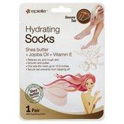 Epielle Socks, Hydrating