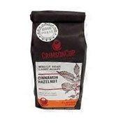 Crimson Cup Cinnamon Hazelnut Whole Bean Coffee