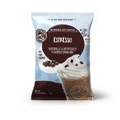 Big Train Espresso Blended Ice Coffee Beverage Mix