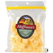 Hoffman's Monterey Jack Cheese Cubes