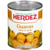 Herdez Guavas Whole in Syrup