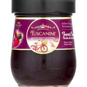 Tuscanini Fruit Spread, Italian, Forest Fruit