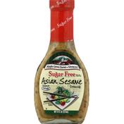 Maple Grove Farms of Vermont Dressing, Sugar Free, Asian Sesame