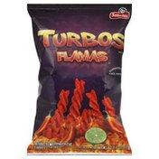 Sabritas Chips, Turbos Flamas, Bag