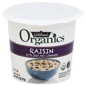 Kathleen's Oats, Organics, Raisin, with Chia and Cinnamon