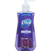 Dial Hand Soap, Lavender & Jasmine, Antibacterial, Liquid