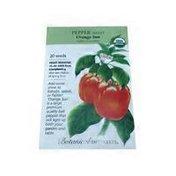 Botanical Interests Orange Sun Sweet Pepper Seeds
