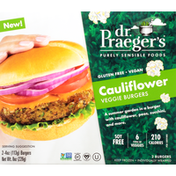 Dr. Praeger's Veggie Burgers, Cauliflower