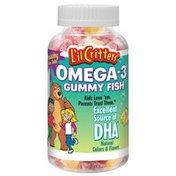 L'il Critters Kid's Omega-3 Gummy Fish