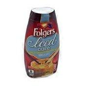 Folgers Iced Cafe Vanilla Latte