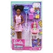 Barbie Dolls and Playset, Skipper, 3+