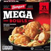 Banquet Bowl Sesame Chicken Low Mein