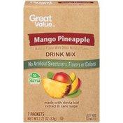 Great Value Mango Pineapple Drink Mix