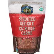 Lundberg Family Farms Organic Sprouted Red Rice