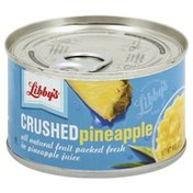 Libby's Pineapple, Crushed