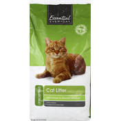 Essential Everyday Cat Litter, Unscented