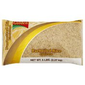 Golden Star Parboiled Rice, Enriched