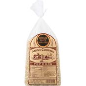 Amish Country Cheese Popcorn, Medium, White, Hulless
