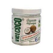 Vietcoco Organic Extra Virgin Coconut Oil