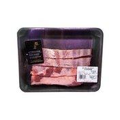 * Rwa Pork Side Rib Cut
