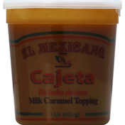 El Mexicano Topping, Milk Caramel