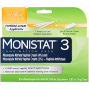 MONISTAT 3 Combination Pack Variety Pack