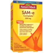 Nature Made SAM-e Complete®** 200 mg Tablets