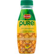 Del Monte 100% Juice, Pineapple