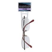 Essentials Non-Prescription Glasses Harrison +3.25