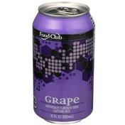 Food Club Caffeine Free Grape Soda