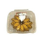 Yellow Flower Cookie