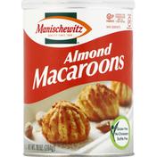 Manischewitz Macaroons, Almond
