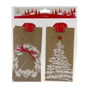 Ahold Smart Living Holiday Gift Tags - 6 CT