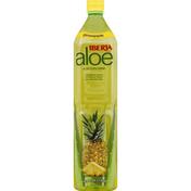 Iberia Aloe Vera Drink, Pineapple, 50.8 Fl Oz