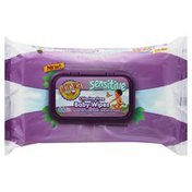 Earth's Best Baby Wipes, Sensitive