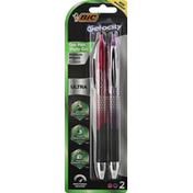 BiC Gel Pen, Ultra, Medium