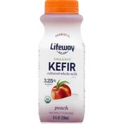 Lifeway Kefir, Organic, Peach