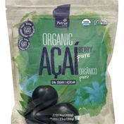 Petruz Fruity Acai Berry, Organic, Pure