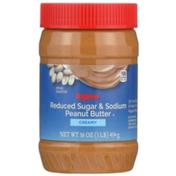Hy-Vee Creamy Reduced Sugar & Sodium Peanut Butter