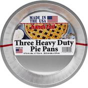 Handi-Foil Pie Pans, Heavy Duty