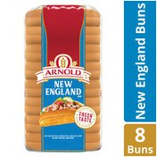 Brownberry/Arnold/Oroweat New England Hot Dog Rolls