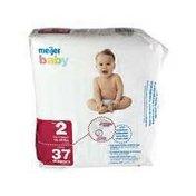 Meijer Size 2 Jumbo Baby Diapers