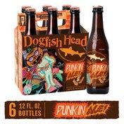 Dogfish Head Punkin Ale, Seasonal Art Series Beer