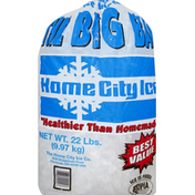 Home City Ice Pure Ice Family Pack, Bagged