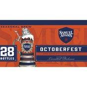 Samuel Adams OctoberFest Seasonal Beer