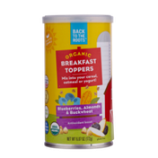 Back To The Roots Blueberries, Almonds & Buckwheat Organic Breakfast Toppers
