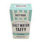 Salty Road Peppermint Taffy