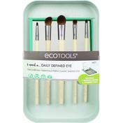 EcoTools Brush Kit, Daily Defined Eye