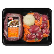 Tyson Tyson Ready for Slow Cooker® Pork Roast With Vegetables Meal Kit, 3.9 lb.