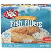 Shurfine Crispy Battered Fish Fillets